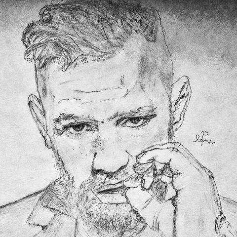 Conor McGregor por psteinerart